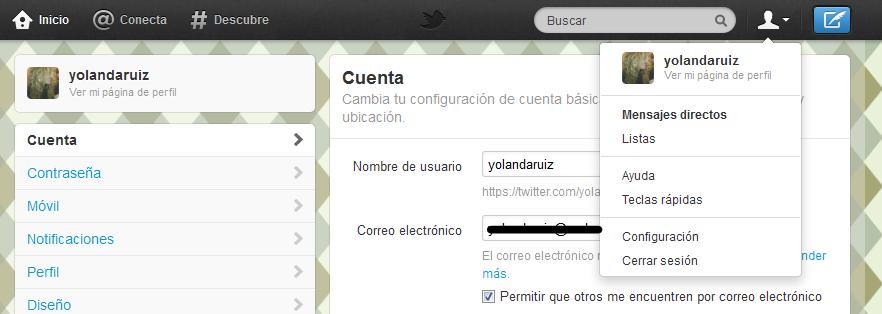 ESET España - HTTPS en Twitter