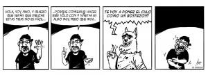 ESET España - NOD32 Antivirus - Tira Cálico Electrónico humor 19