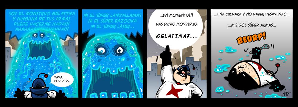 ESET España - Tira cálico electrónico humor seguridad 16