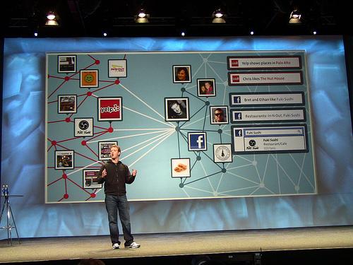 ESET España - NOD32 Antivirus - Open Graph de Facebook presentado por Zuckerberg
