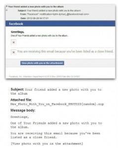 ESET España : Nuevo scam disfrazado de notificación de Facebook