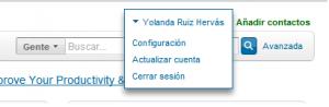 ESET España - Cambiar contraseña de Linkedin
