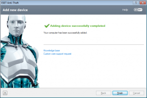 ESET NOD32 Antivirus 6 - ESET Smart Security 6 beta