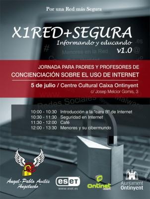 cartel X1RED+SEGURA_b