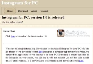 eset-nod32-antivirus-españa-falsa-app-instagram-para-pc-2