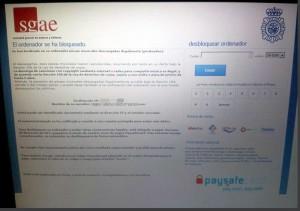 ESET España - Ontinet.com, nuevo caso de falso virus