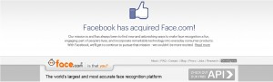 ESET España - Facebook adquiere Face.com