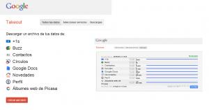 ESET España - Google Takeout