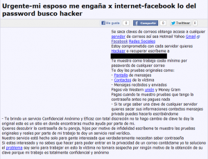 ESET España - la infidelidad mueve mercado cibercrimen