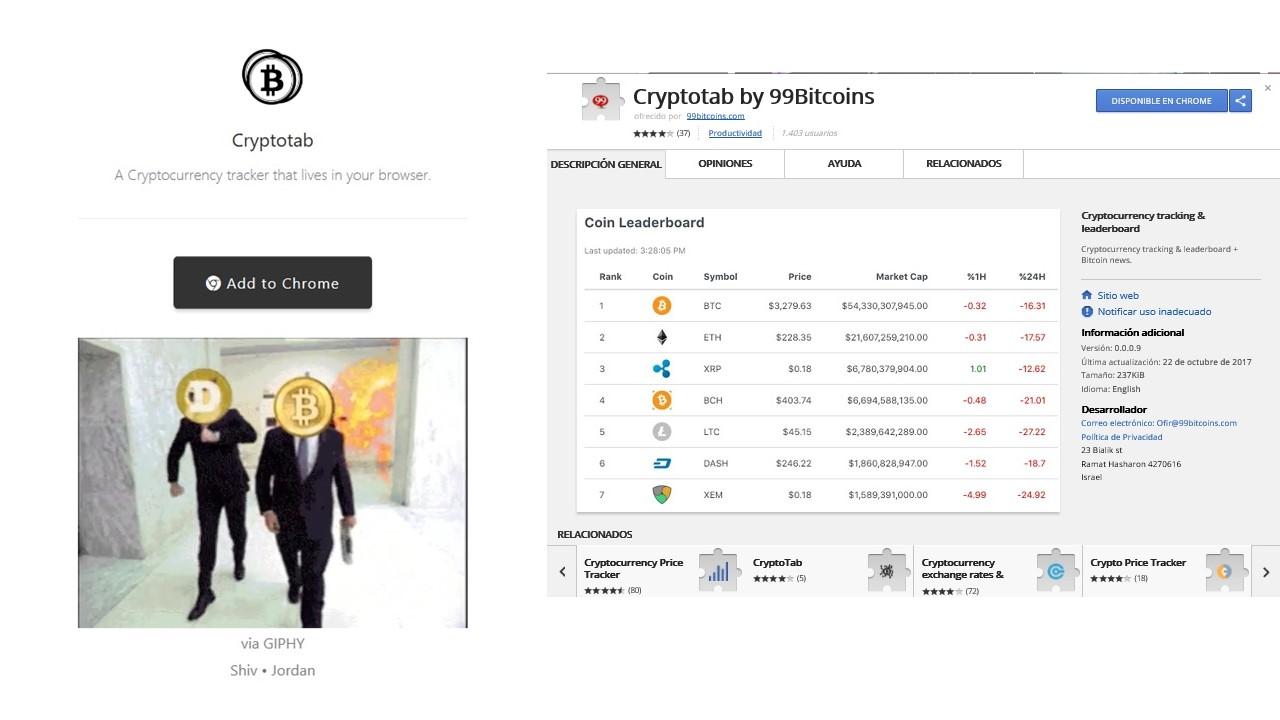 Cryptotab Chrome