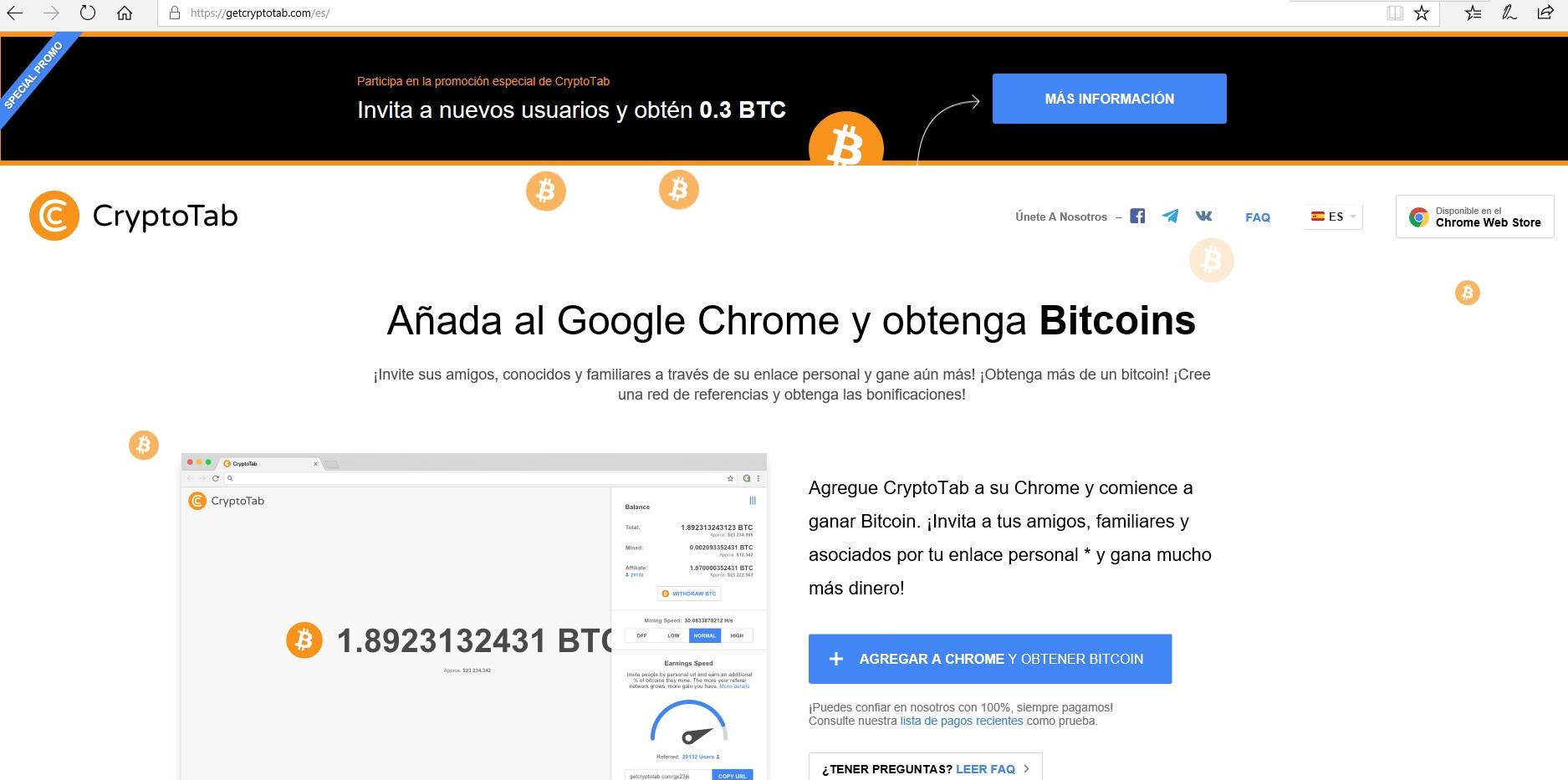 Cryptotab: ¿manera rápida de hacer dinero o estafa piramidal
