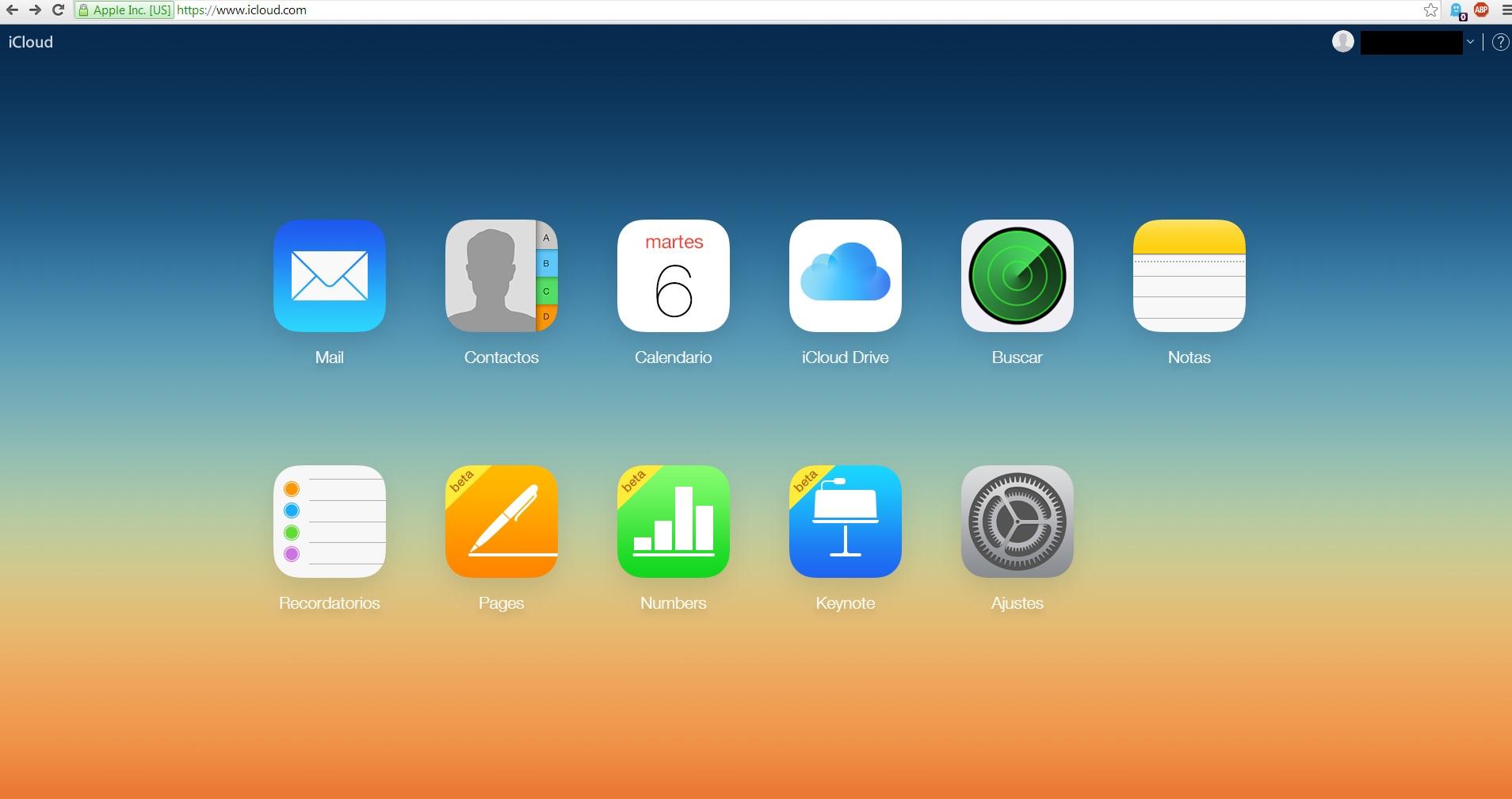 iCloud5