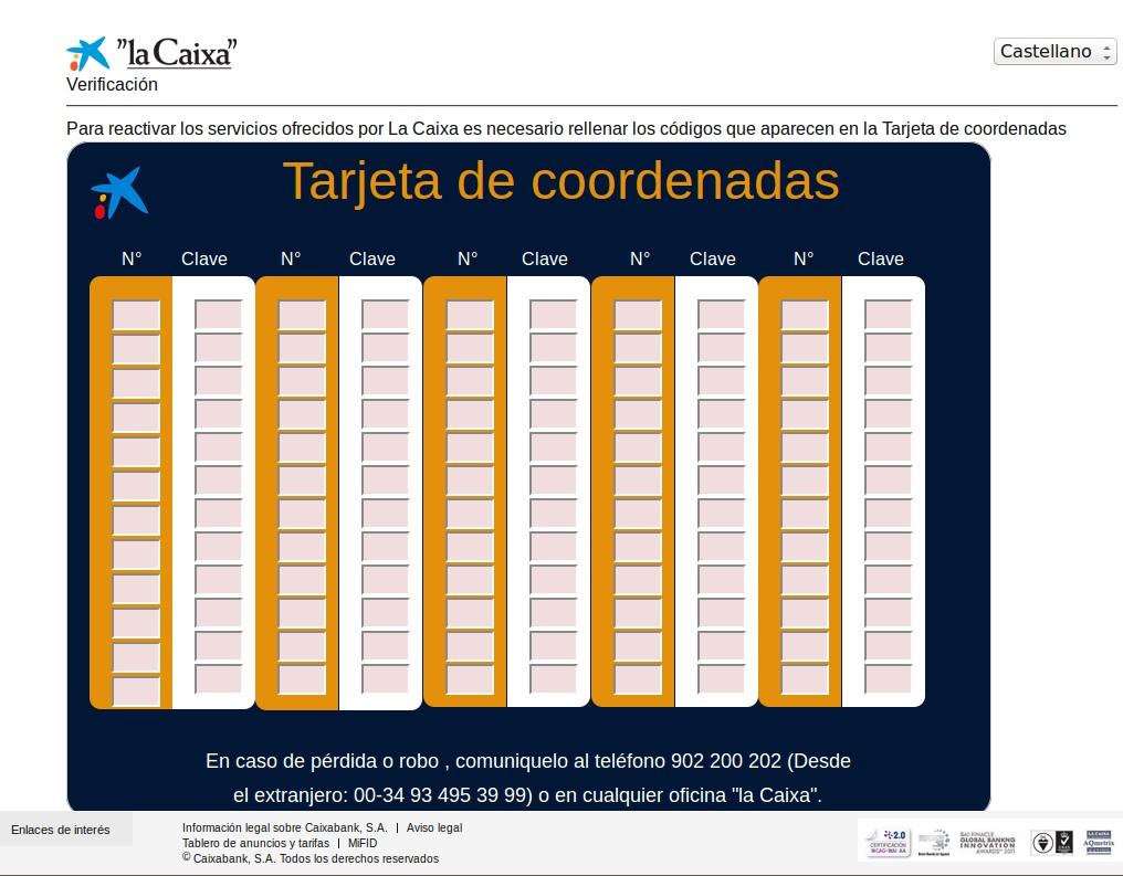 Creditofefa blog for La caixa oficinas zaragoza