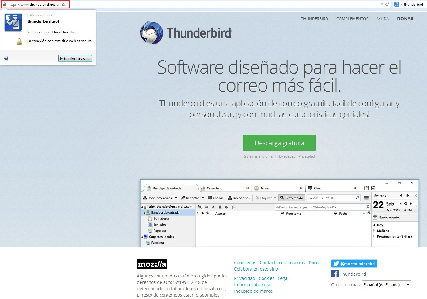 Ultimos posts Protegerse.com   Centro de prensa de ESET España