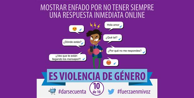 Violencia genero digital