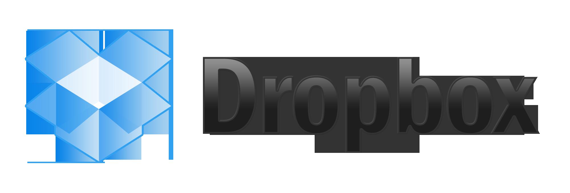 Dropbox, 2GB gratis para subir archivos! Logo