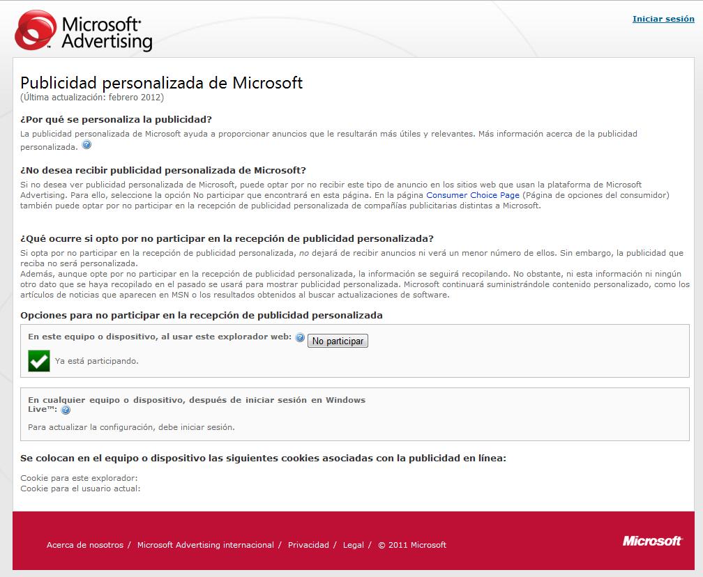 ESET España - Microsoft y su tratamiento de datos personales y privacidad de los usuarios