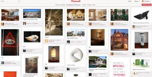 Pinterest, la nueva red social